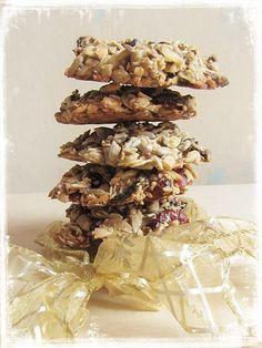 Pyszne i zdrowe ciasteczka bakaliowe - cincin.cc - witaj w krainie inspiracji smaku