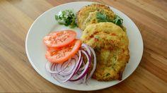 Aloo Tikki - Potato Patties - Humaira's Kitchen