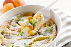 gebak - abrikozen, bloem, ... - Verwarm de oven voor op 200 °C.