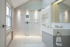 Wilton Terrace Master Ensuite contemporary-bathroom