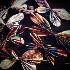 Butterflies! #paper #origami #paper #diy #tutorial #butterfly #kafferepet