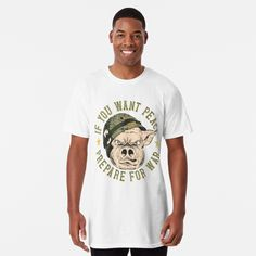 Promote | Redbubble Large Prints, My T Shirt, Tshirt Colors, Life Is Good, Shirt Designs, Good Things, Mens Tops, Cotton, How To Wear