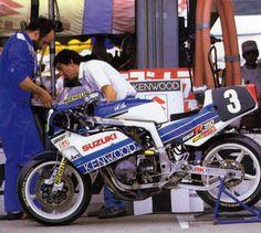 GSXR 750 1987 Endurance suzuka replica - Page 5