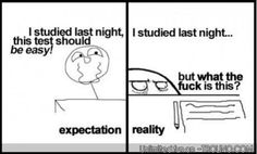 basically how anatomy went...