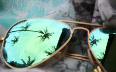 Ray-Ban Mirrored Sunnies