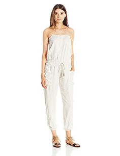 e4c8c266a5b Jumpsuit Collection from Amazon  JumpsuitCollection Strapless Jumpsuit