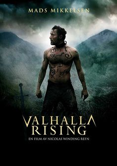 Valhalla Rising (2009) - I love this film. So visceral in every sense of the word... Mads Mikkelsen is amazing in it.