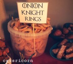 How to throw a Game of Thrones themed Party like I did. I share some tips and tricks to host a Feast for Crows even if you are on a budget. Dragon Fire Pit, Happy Name Day, A Feast For Crows, Game Of Thrones Party, Dungeons And Dragons Dice, Got Party, Cheese Puffs, How To Make Labels, A Little Party