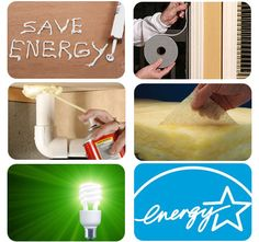 Part 1 of a 7 part series on Home Energy Savings !!