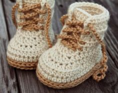 Crochet PATTERN Baby Boys Woodsmen Construction by Inventorium