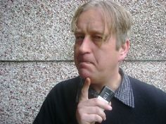 Guy Bell of NPA ponders what to do with a pebbledash wall