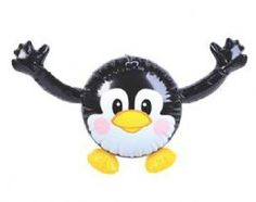 Big Arms Penguin Inflatable | £1.99 | Inflatable Animals