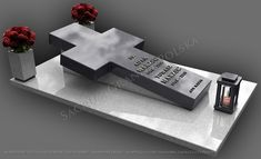 The price of the gravestone is closely related to its parameters such … – Miracles from Nature Cemetery Monuments, Cemetery Art, Headstone Inscriptions, Tombstone Designs, Grave Decorations, Altar, Funeral, Modern Design, Projects To Try