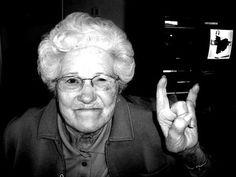 Rock On, Granny