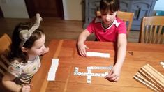 Domino Game Blind Hughie: The Rules and Directions Love Games, Games For Kids, Games To Play, Games Box, Math Games, Maths, Mexican Train Dominoes, How To Play Dominoes, Playing Card Holder