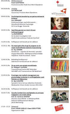 Rode Kruis-Vlaanderen - helpt helpen - Programma