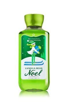 Bath Body Works Vanilla Bean Noel oz Shower Gel [Health and Beauty] Bath N Body Works, Body Wash, Bath And Body, Perfume Body Spray, Body Gel, Smell Good, Shower Gel, Health And Beauty, It Works