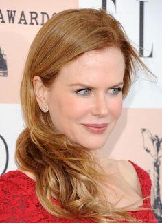 Nicole Kidman - very nice hair colour for Warm Spring colour type