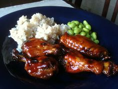 MaggiMakes: What's for Dinner: Sticky Chicken Wings