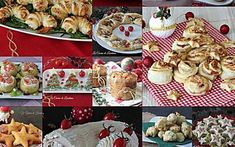 Antipasti di Natale - Tante ricette semplici e sfiziose