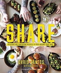 Enter to win 1 of 2 copies of Chris Santos' Share