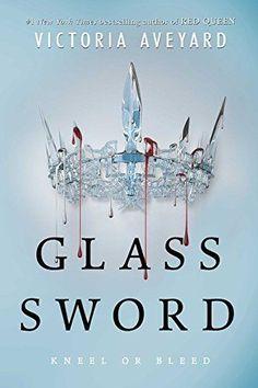 Glass Sword (Red Queen) Victoria Aveyard Hardcover 2016