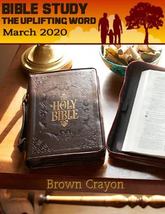 😇 Bible Study The Uplifting Word March - 2020