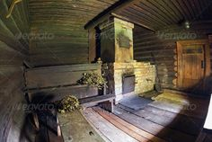 Interior of the Russian traditional wooden bath ... architecture, bath, bathhouse, bench, birch, broom, clean, cleanse, comfortable, domestic, firewood, healthy, heat, hot, house, indoors, interior, leisure, lifestyle, massage, natural, old, recreation, relax, relaxation, resort, room, russian, sauna, scene, simplicity, steam, stove, sweat, temperature, therapy, traditional, treatment, warm, wash, water, wellbeing, wet, wood, wooden