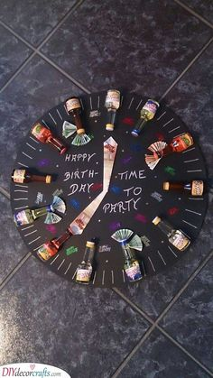 diy birthday gifts for brother Diy Geschenke Gebur - diybirthday 18 Birthday, Birthday Gifts For Brother, 16th Birthday Gifts, Birthday Presents, Boyfriend Birthday, Special Birthday, Brother Gifts, Birthday Ideas, Guys 21st Birthday