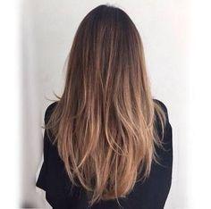 Image result for hair colour brunette 2017