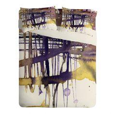 Ginette Fine Art Molten Maze Sheet Set Lightweight |#Abstract @denydesigns Designs #Homedecor #homeaccessories @ginettefineart Fine Art