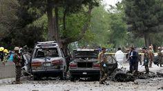 Kabul bomb attack targeting Nato convoy kills eight - BBC News http://www.bbc.co.uk/news/world-asia-39789732