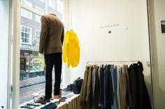 237b034e22 hipshops Amsterdam - Black Sheep Road Yellow Raincoat