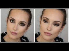Klasyczne smoky eyes - tutorial - YouTube