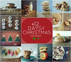 12 days of GFCFEF cookies