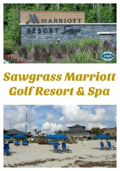 Why The Sawgrass Marriott Golf Resort & Spa Should Be Your Next Family Vacation Destination #ad #vacationdestinations