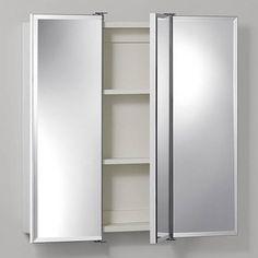 Fresh 16 X 36 Recessed Medicine Cabinet
