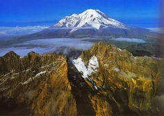 Volcan Cotopaxi