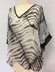 Sylvia Riley, Eco Dyed Fashion Shibori, Timeless Design, Tie Dye, Elegant, Unique, Fabric, Color, Tops, Women