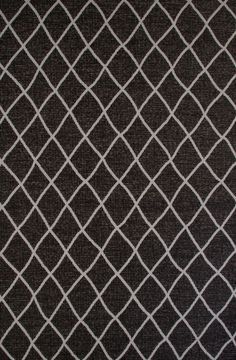 St Tropez Trellis Black Rug by Casa Uno. Get it now or find more All Rugs at Temple & Webster.