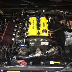 from Engine built by Miata Car, Mazda Familia, Mx5 Mazda, Mx5 Parts, Auto Engine, Welding Rigs, Thing 1, Nice Cars, Old Cars