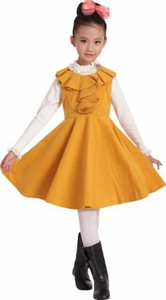 EF21 Girls Dress Wool Winter Layer Collar Sundress Size 4 Sunny Fashion,http://www.amazon.com/dp/B00GFAJZT6/ref=cm_sw_r_pi_dp_rdTKsb00QQ4ZM72W