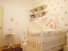 46 quartos de bebê projetados por profissionais de CasaPRO - Casa Teen Bedroom, Girl Nursery, Future House, Baby Room, Baby Kids, Kids Room, Toddler Bed, Furniture, Home Decor