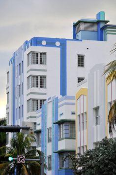 Majestic Hotel, Miami Beach, Florida