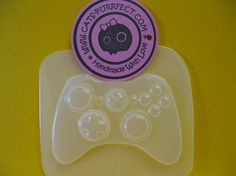 "My ""Game Controller #1"" Resin Mold =]"