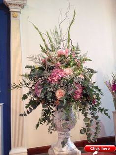 Posy Barn large pedestal arrangement for church 2019 Posy Barn large pedestal arrangement for church The post Posy Barn large pedestal arrangement for church 2019 appeared first on Floral Decor. Summer Flower Arrangements, Artificial Floral Arrangements, Beautiful Flower Arrangements, Floral Centerpieces, Beautiful Flowers, Table Arrangements, Artificial Flowers, Beautiful Fruits, Elegant Flowers