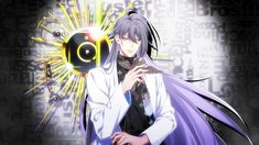 Rap Battle, Game Character, Vocaloid, Anime Guys, Anime Characters, Handsome, Artist, Cartoons, Angel