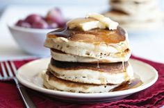 Make and share this Pancakes recipe from Food.com.