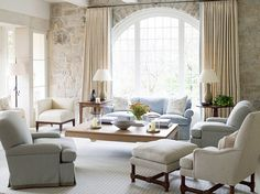 Phoebe Howard is one of our all-time favorite designers and this Charlotte house is a perfect example of her peerless style.