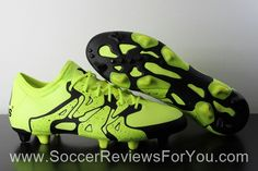 Adidas X 15.1 Just Arrived Soccer Cleats bc9d27533